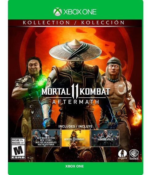 ..:: Mortal Kombat 11 Aftermath ::.. Xbox One En Game Center