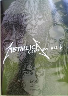 Dvd Metallica - Cliff