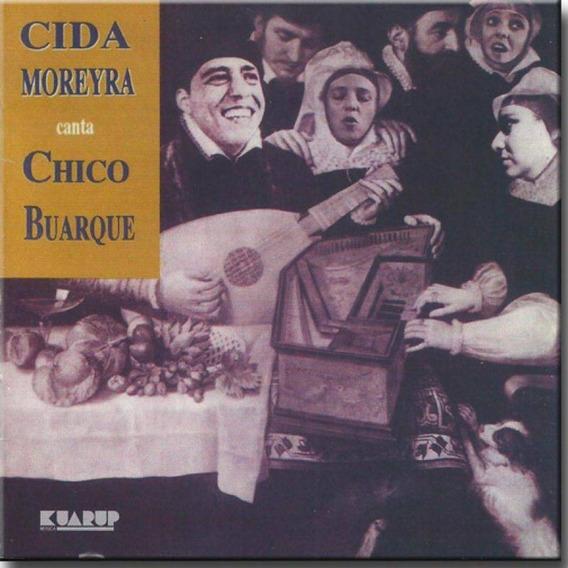 Cd - Cida Moreira Canta Chico Buarque