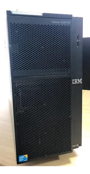 Servidor Ibm System X3400 M3 / 2x E-5506 / 16 Gb / 146 Gb