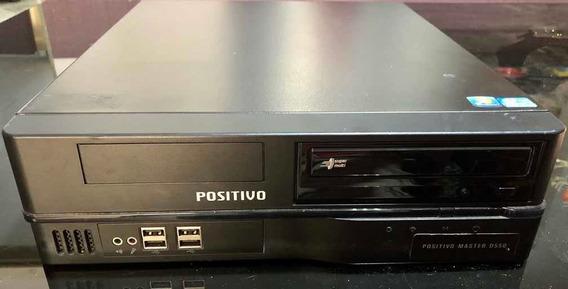 Computador Cpu Positivo, Intel I7 2600, Hd 1tb E Ram 8g