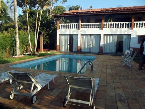 Casa De Condomínio Para Venda, 6 Dormitório(s) - 25325