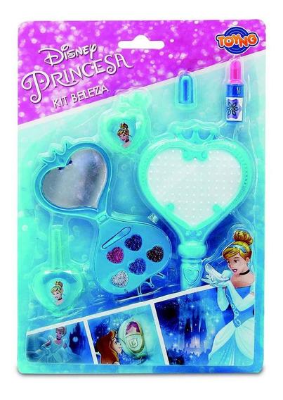 Kit Escova Disney Princesas - Cinderela