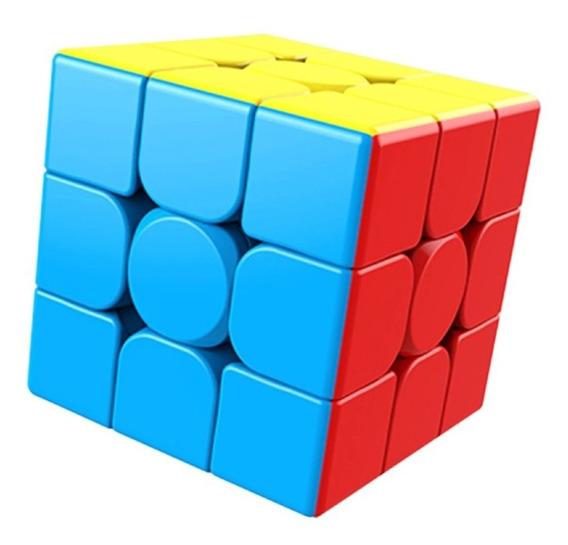 Cubo Mágico Profissional 3x3x3 Neon -new Brand