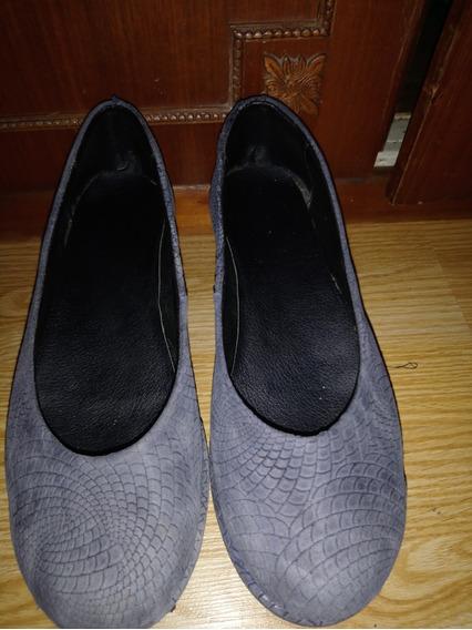 Zapatos Plataforma Via Uno