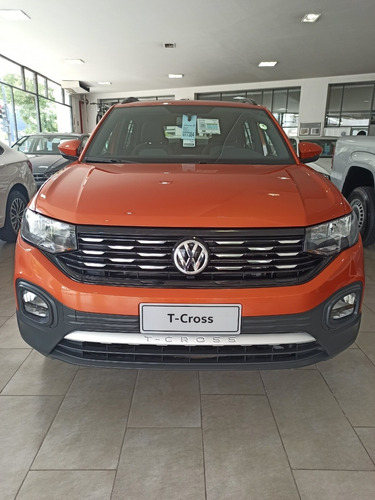 Plan Adjudicado Volkswagen T-cross 1.6l Trendline 110 Cv Aa