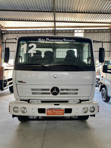 Mercedes Benz 1718 Chassis