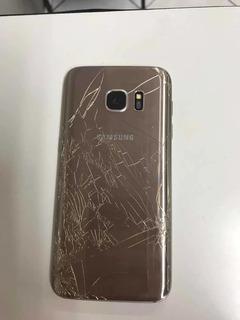 Samsung S7 Sm-g930 Com Display Quebrado