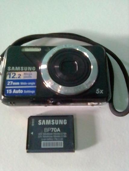 Camera Fotográfica Samsung 12.2 Mega Pixeis Digital
