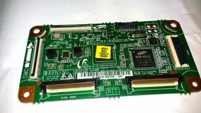Placa Lógica Tv Samsung Pn43h4000ag Cód Lj92-02019a