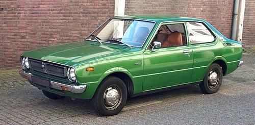 Manual De Taller Toyota Corolla (1974-1981) Español