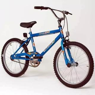 Bicicleta Rodado 20 Bmx Halley 19065 Obelix Varon