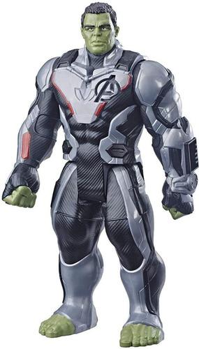 Figura De Ação Marvel Vingadores Titan Hero Hulk Hasbro