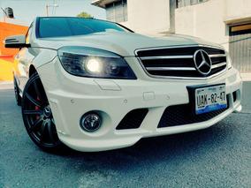 Mercedes-benz Clase C 6.2 63 Amg Mt 2011 Autos Puebla