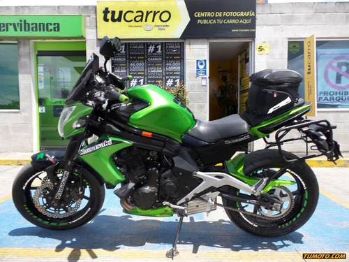 Motos Kawasaki Er 6n