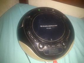 Som Micro System Durabrand Usb, Cd E Radio