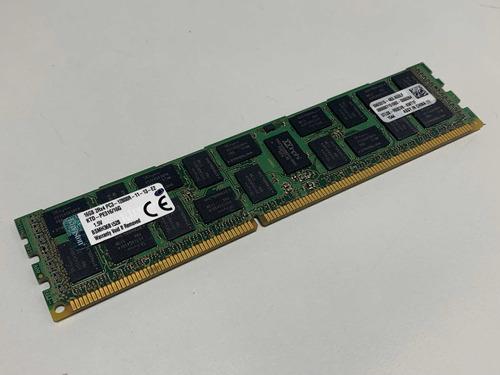 Memoria Servidor 16gb Pc3-12800r 1600mhz Ecc Reg R610 R710