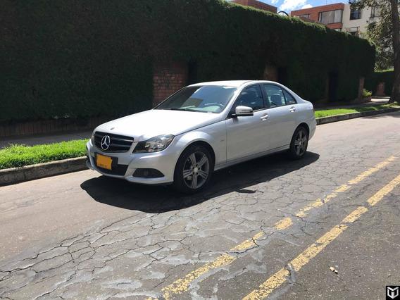 Mercedes-benz Clase C 180 C180 Cgi