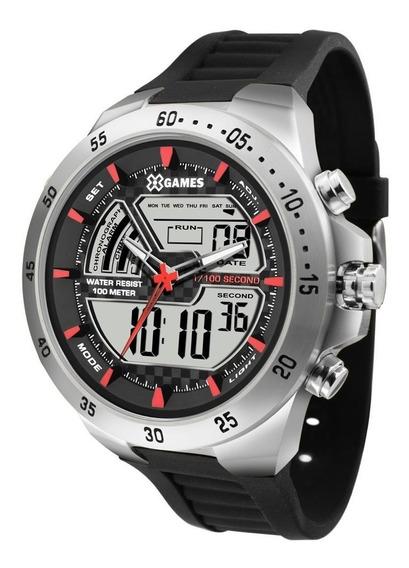 Relógio Xgame Xmsp019 Bxpx Ana Digi Frete Gratis Cx N F