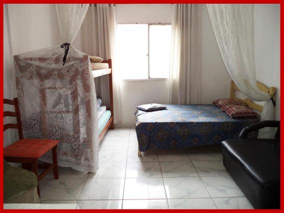 Kitnet Em Boqueirão, Praia Grande/sp De 30m² À Venda Por R$ 115.000,00 - Kn336118
