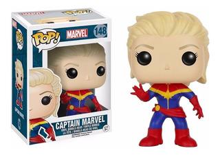 Funko Pop! Capitana Marvel 148 ´- Avengers