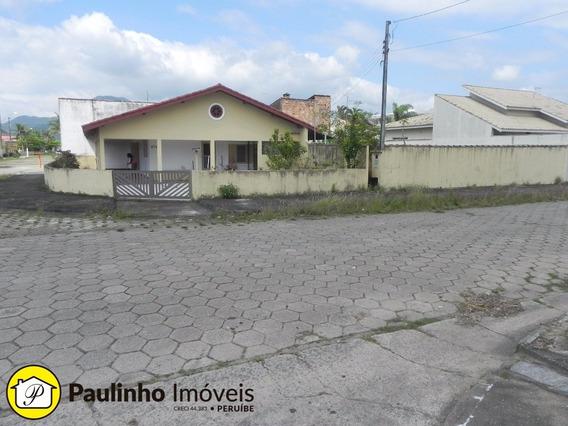Casa Para Locação Definitiva Na Praia De Peruíbe - Ca02400 - 4199119
