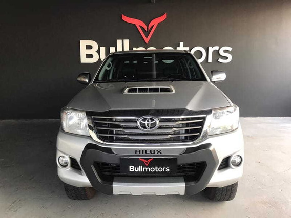 Toyota Hilux 3.0 Cd Dsl 4x4 Srv At Vsc