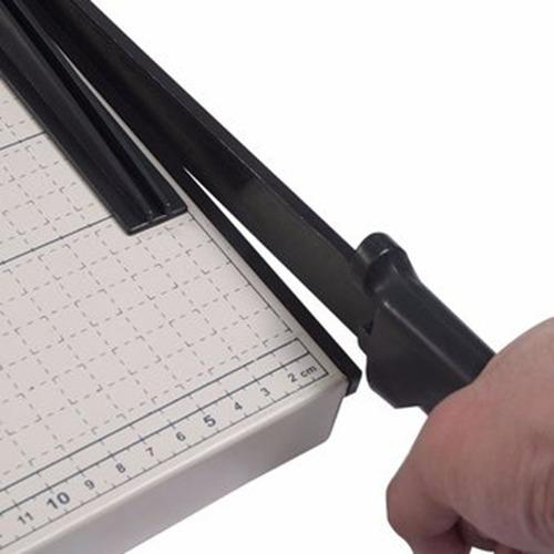 Guillotina Papel Doble Carta Tabloide A3 Nomina 45x38cm