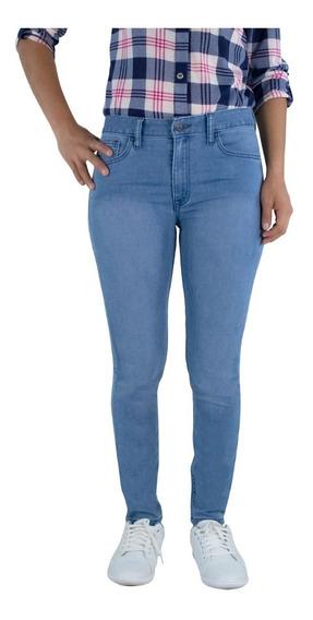 Jeans Breton Para Dama Skinny Fit. Estilo Bjw019
