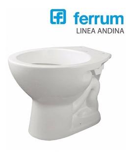 Inodoro Corto Ferrum Andina