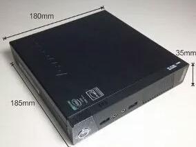 Core I5 4590 3.3ghz 3.7turbo 4gb 500gb Minipc