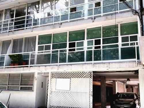 Departamento En Renta, Col. Condesa, Cdmx.