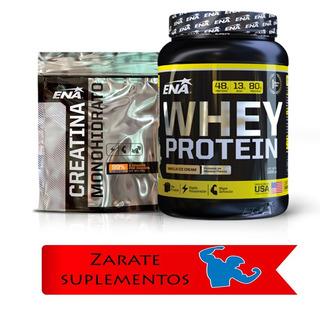 Creatina + Whey Protein Combo Ena