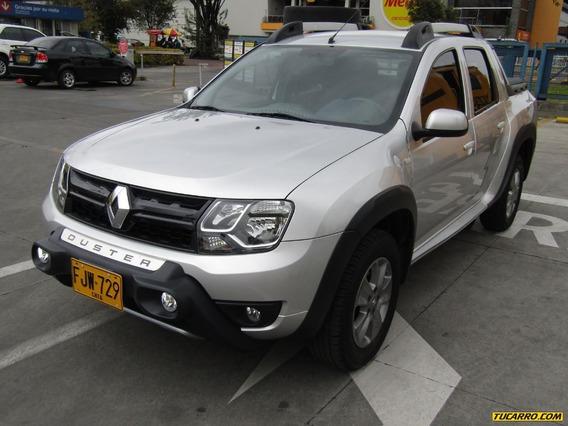 Renault Duster Dynamics Oroch