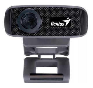 Web Cam Camara Genius Facecam 1000x Hd 720p C/microfono Mza