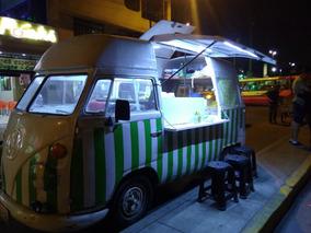 Volkswagen Combi Sanguchera Food Truck