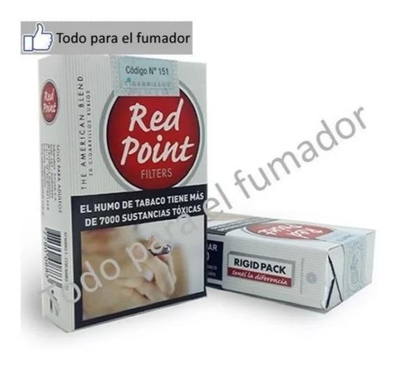 5 Cartones De Cigarrillos Red Point