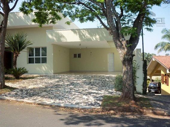 Casa Com 3 Dormitórios À Venda, 300 M² Por R$ 1.980.000 - Condomínio Vale Do Itamaracá - Valinhos/sp - Ca9837