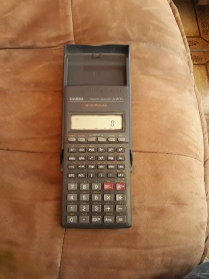 Calculadora Casio Científica Fx-82tl