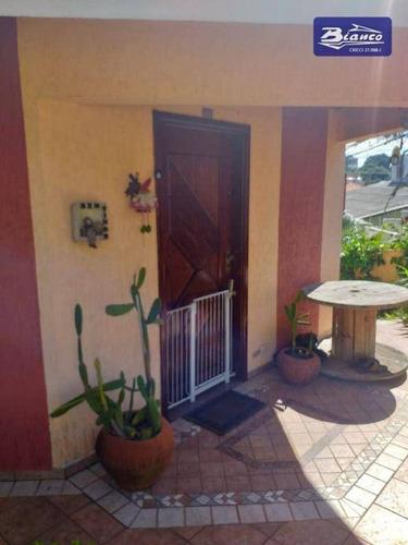 Imagem 1 de 25 de Sobrado Com 4 Dormitórios À Venda, 234 M² Por R$ 1.600.000,00 - Jardim Maia - Guarulhos/sp - So1663