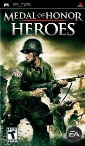 Jogo Psp Medal Of Honor Heroes