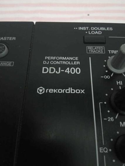 Controladora Pionner Ddj 400 Rekordbox
