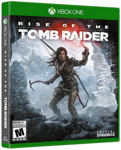 Rise Of The Tomb Raider Xbox One Nuevo Y Sellado Juego