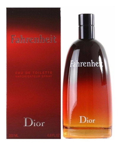 Perfume Original Fahrenheit De Dior Pa - mL a $2300
