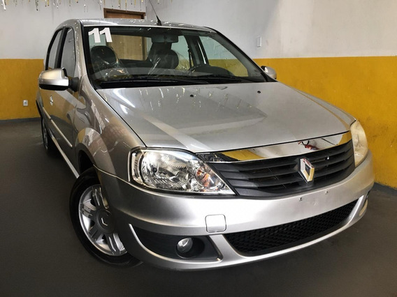 Renault Logan Expression 1.6 Completo 2011
