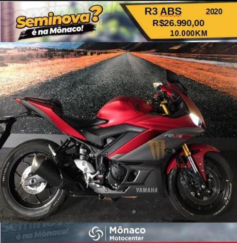 Imagem 1 de 1 de Yamaha R3 Abs 2020