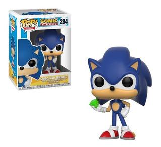 Sonic The Hedgehog Figura Tipo Funko Pop Jugueteria Medrano