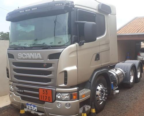 Scania G420