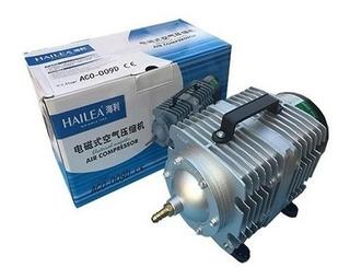 Compresor Asistente De Aire Para Láser 120 Lts/min 135 Watts