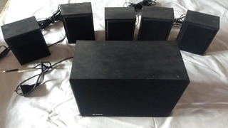 Home Theater 5.1 (15 Watts Rms)